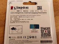 Карта micro sd Kingston 8 gb 16gb