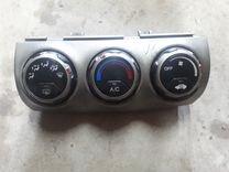 Блок управления печкой хонда CR-V 2