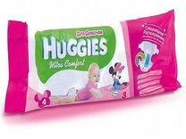 Подгузники Huggies 3 шт
