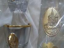 Набор для ликера, Штоф хрустальный череп — Коллекционирование в Новосибирске