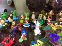 Игрушки из Киндер Сюрприза