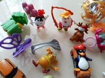 Игрушки из киндер 2