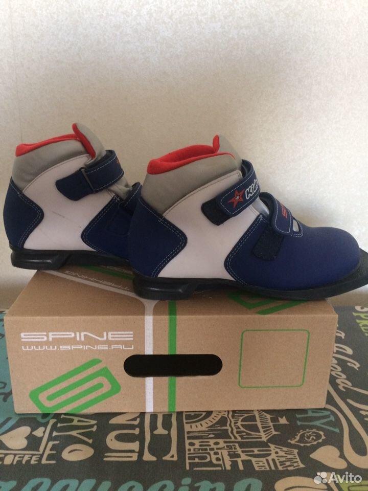 Лыжные ботинки  89993640066 купить 4
