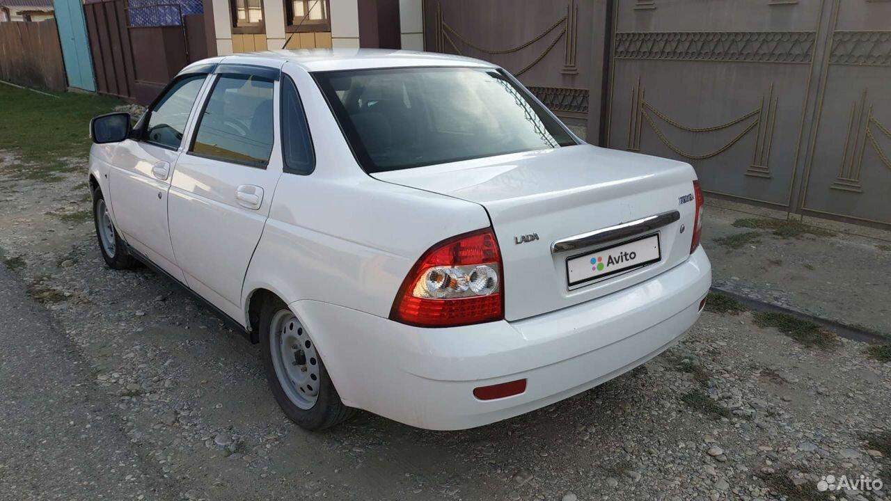 LADA Priora, 2010  89584731939 kaufen 2