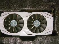 Видеокарта Asus geforce GTX 1060 3 GB