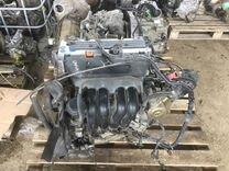 Двигатель Honda CR-V element 2,4 k24a1