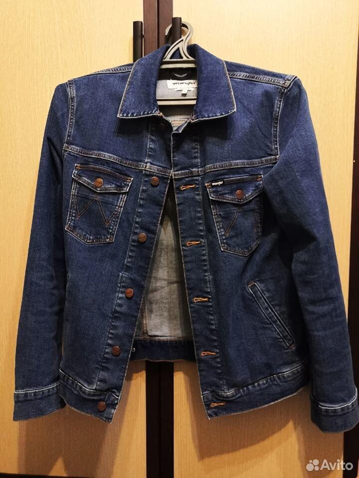 Куртка джинсовая Wrangler  89323238776 купить 3