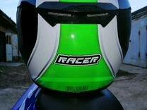 Мотоцикл Шлем