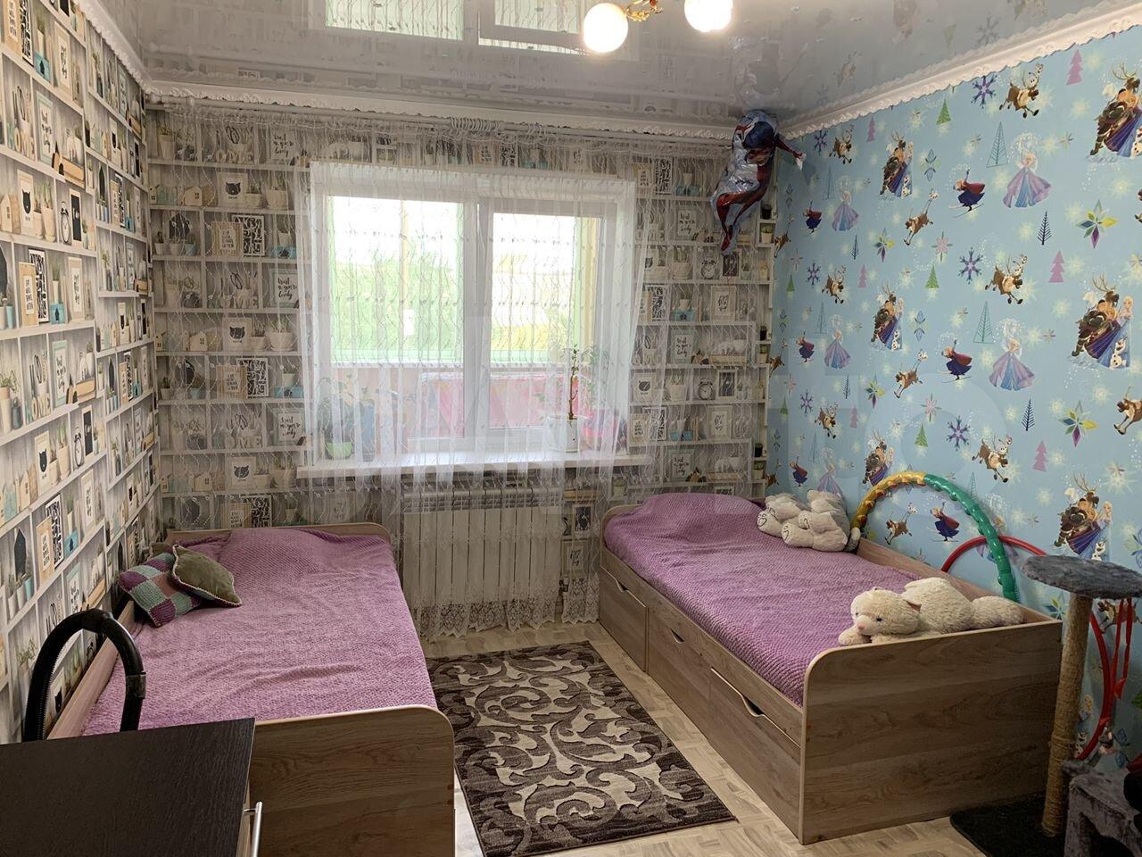 2-к квартира, 54.6 м², 1/3 эт.  89225542020 купить 4