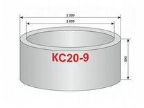 Кольца жби колодезные кс-20.9 от производителя