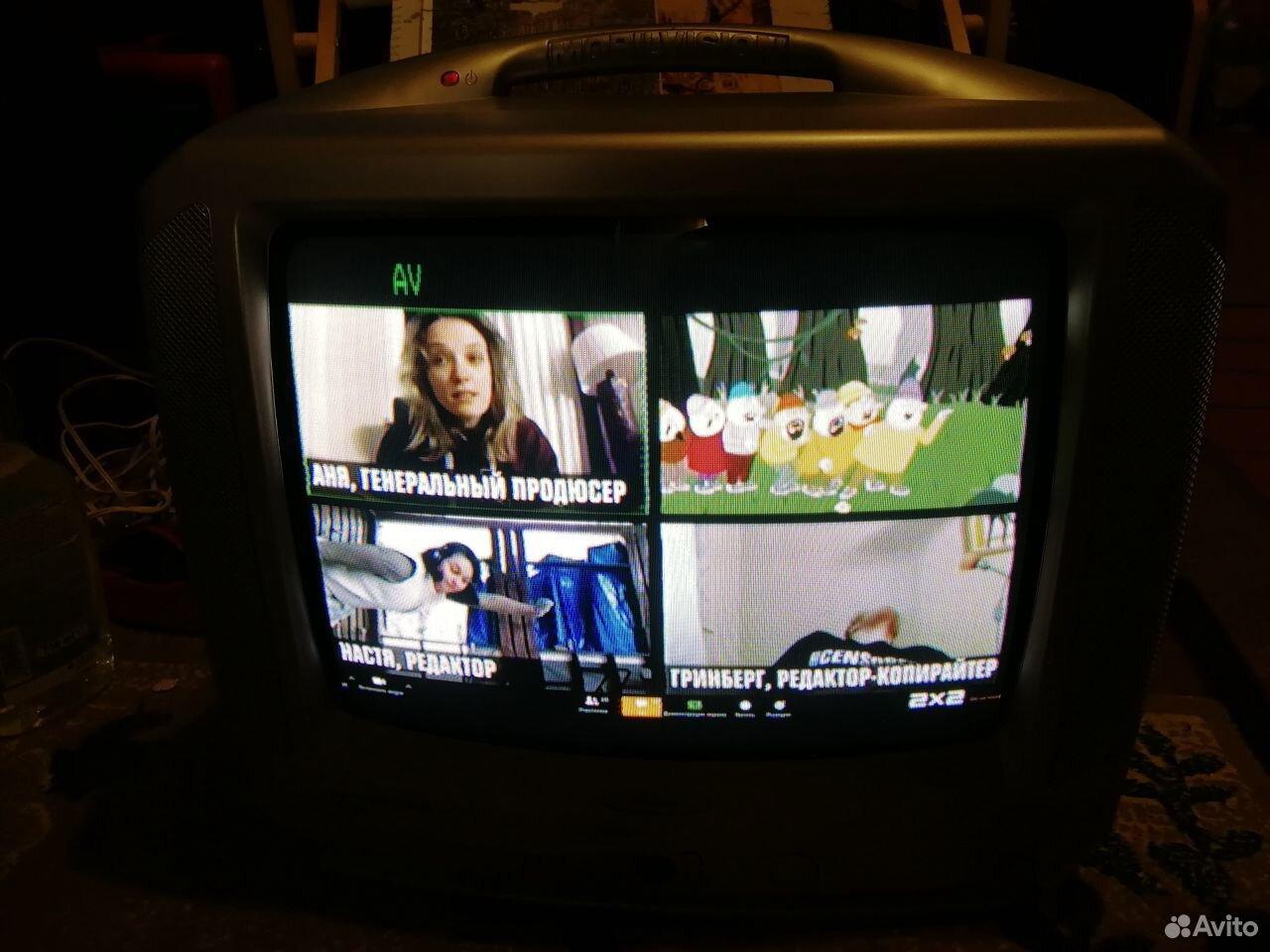 Телевизор Витязь Mobilvision (37 см )  89107618872 купить 2