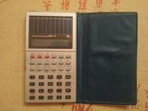 Инженерный калькулятор Электроника мк-71