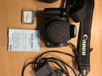 Фотоаппарат Canon eos 350d +18-55
