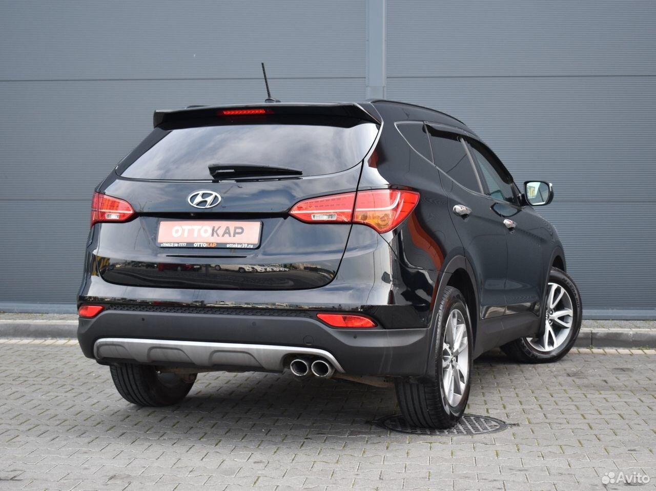 Hyundai Santa Fe, 2012  84012391573 купить 4
