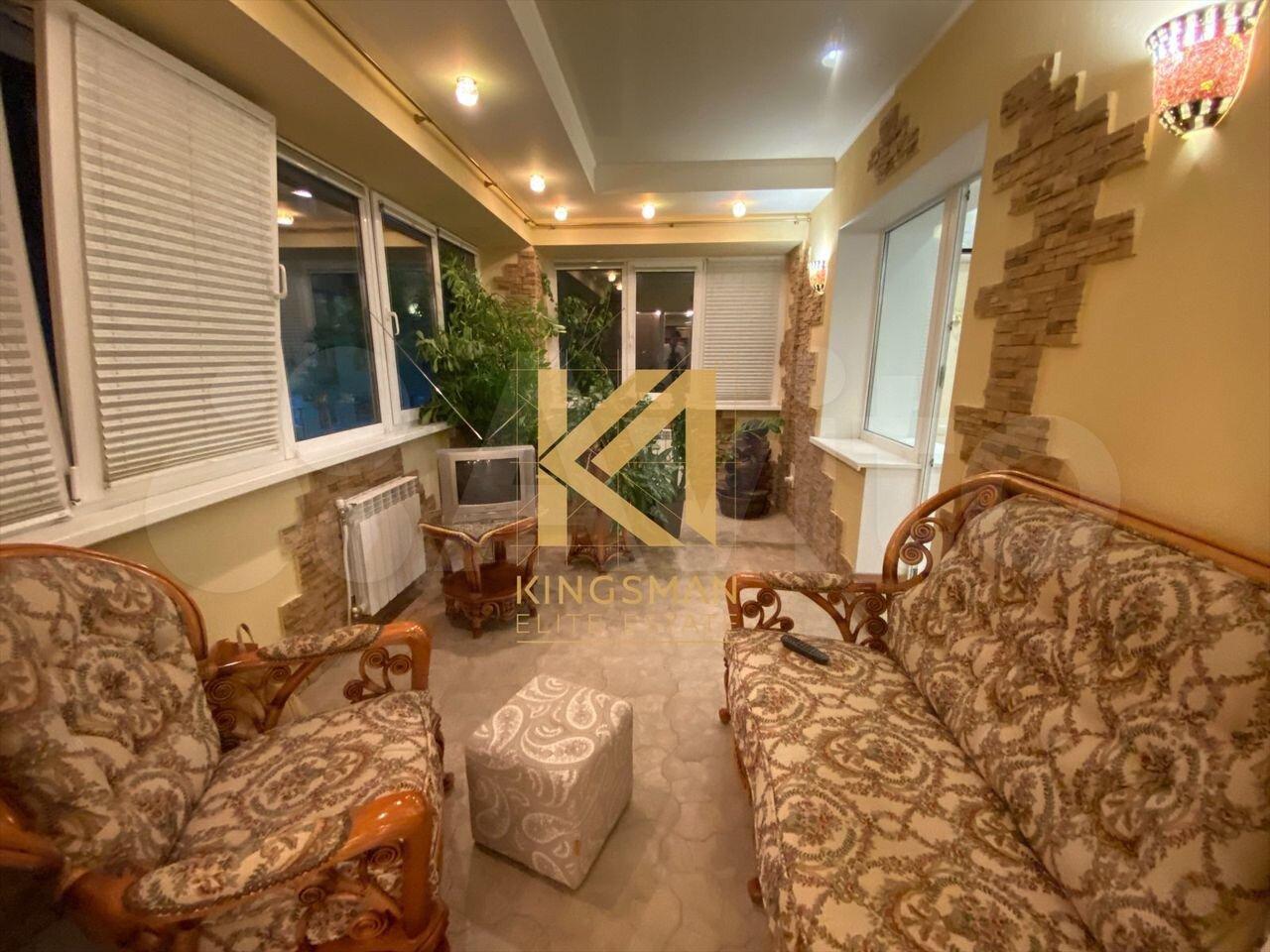 3-к квартира, 140 м², 4/10 эт.  89042448845 купить 6