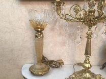 Лампа настольная Murano 40 см, Испания — Мебель и интерьер в Москве