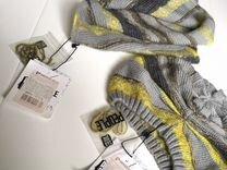Шапка шарф комплект people (новые)