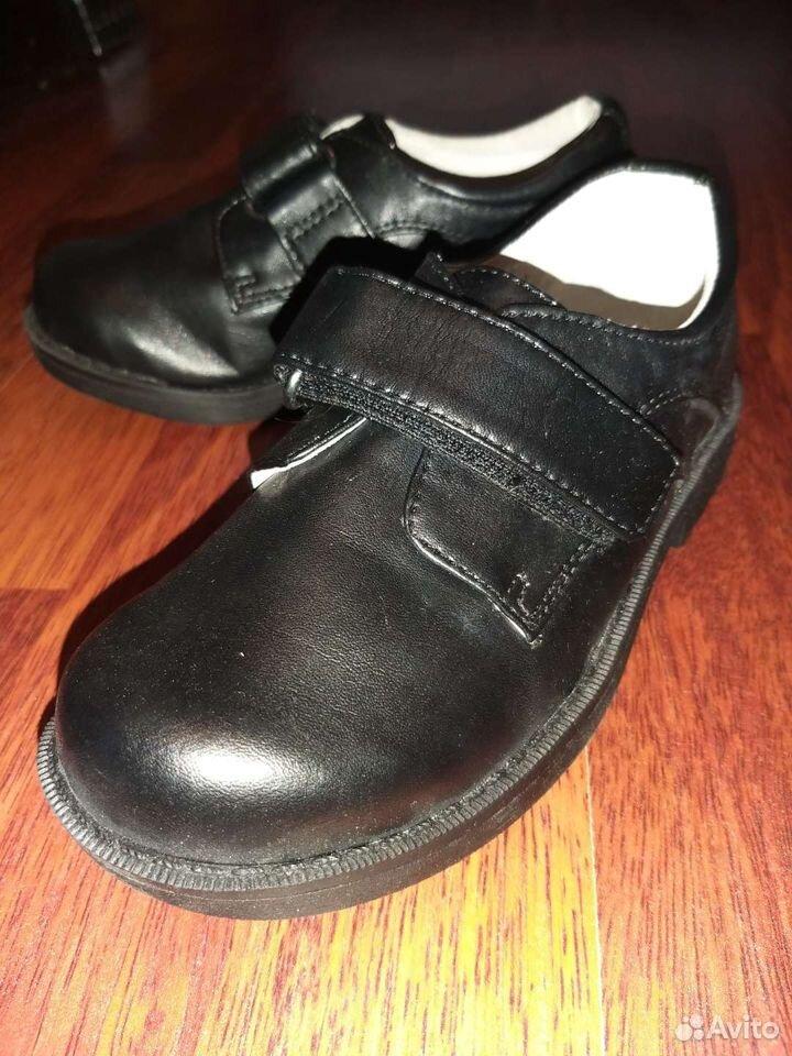 Туфли для мальчика 30 размер  89149176568 купить 1