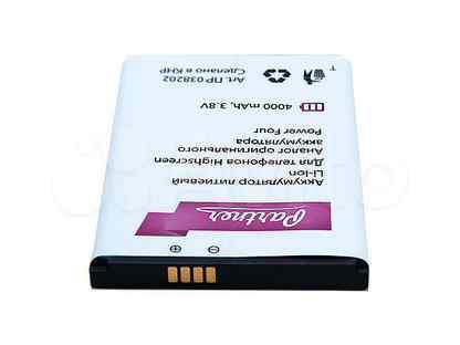 Акб partner для highscreen Power Four 4000mAh