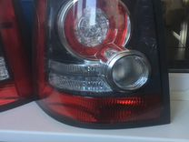 Range Rover Sport фонарь правый рестайл 2009-2013
