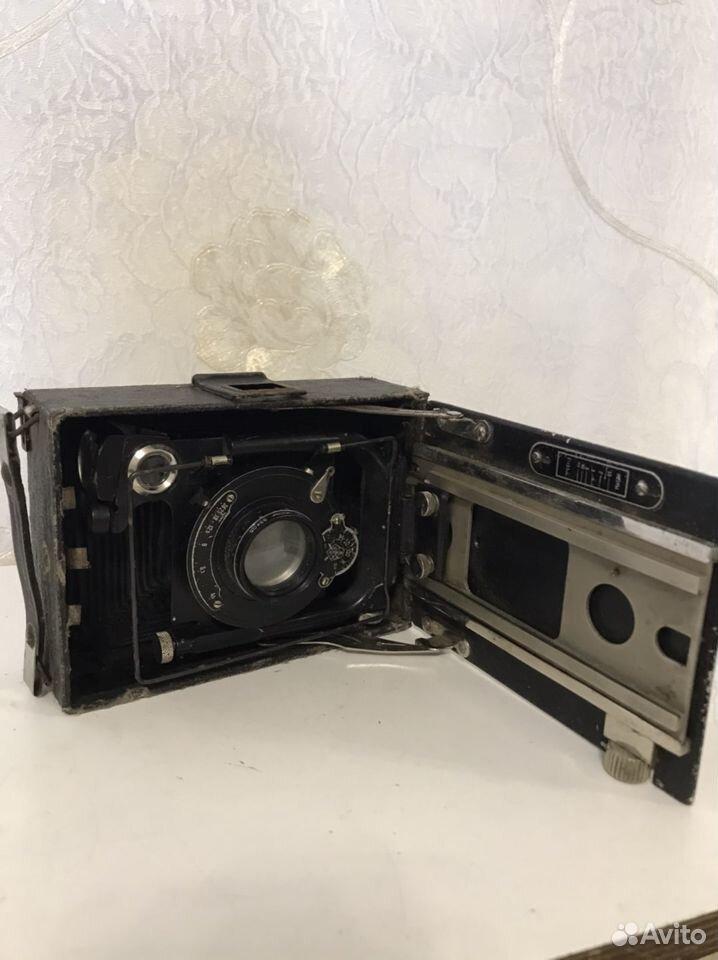 Старинный винтажный фотоаппарат  89124873993 купить 1