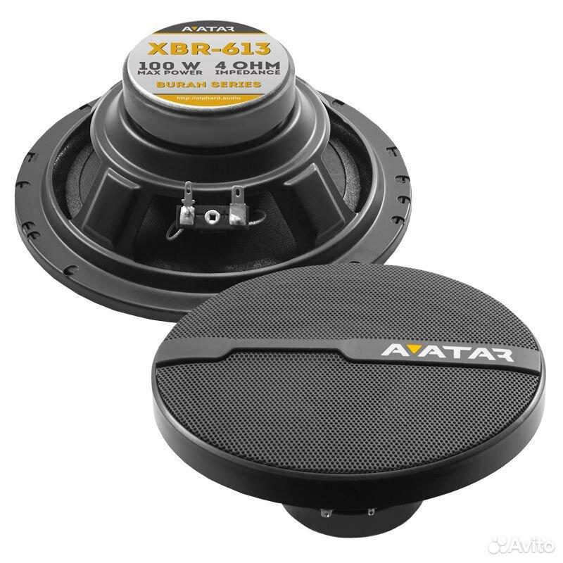 Акустика эстрадная avatar XBR-613 комплект  89502167216 купить 1