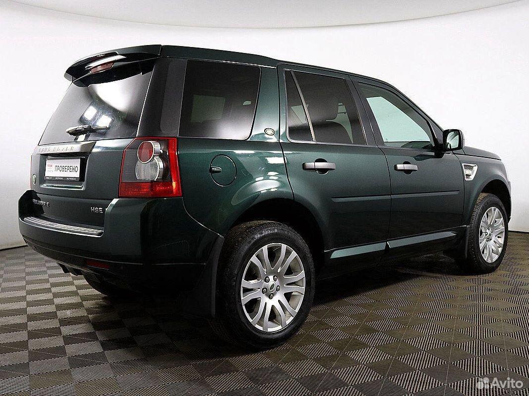 Land Rover Freelander, 2010  84954101966 купить 5