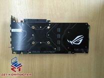8.0 Гб Asus GTX 1080 ROG strix в рассрочку