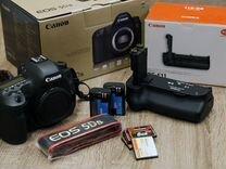 Canon EOS 5Ds на гарантии,комплект