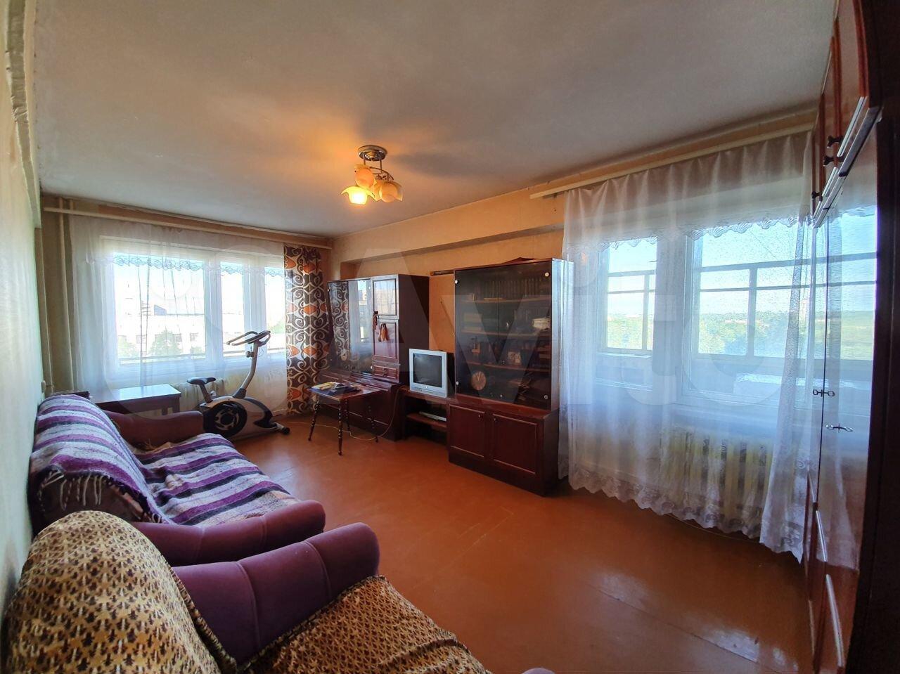 1-к квартира, 32 м², 7/9 эт.  89009150136 купить 2
