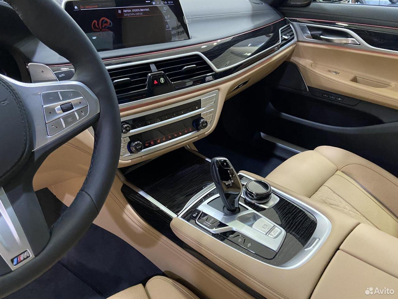 BMW 7 серия, 2020  88129219617 купить 7
