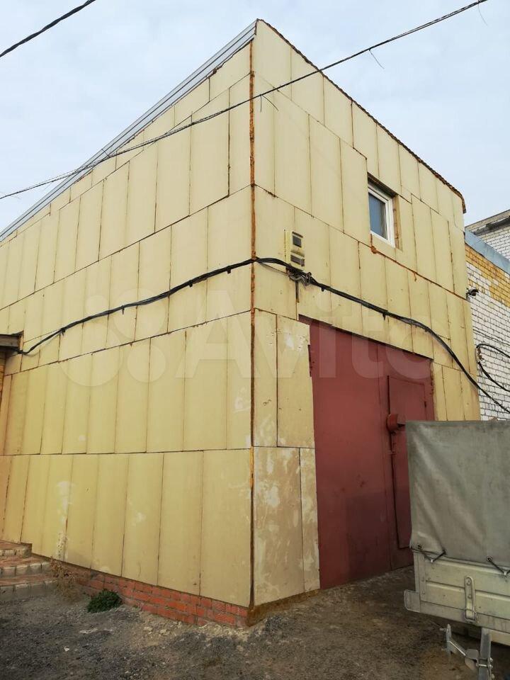 30 м² в Медведево> Гараж, > 30 м²  89278847571 купить 1