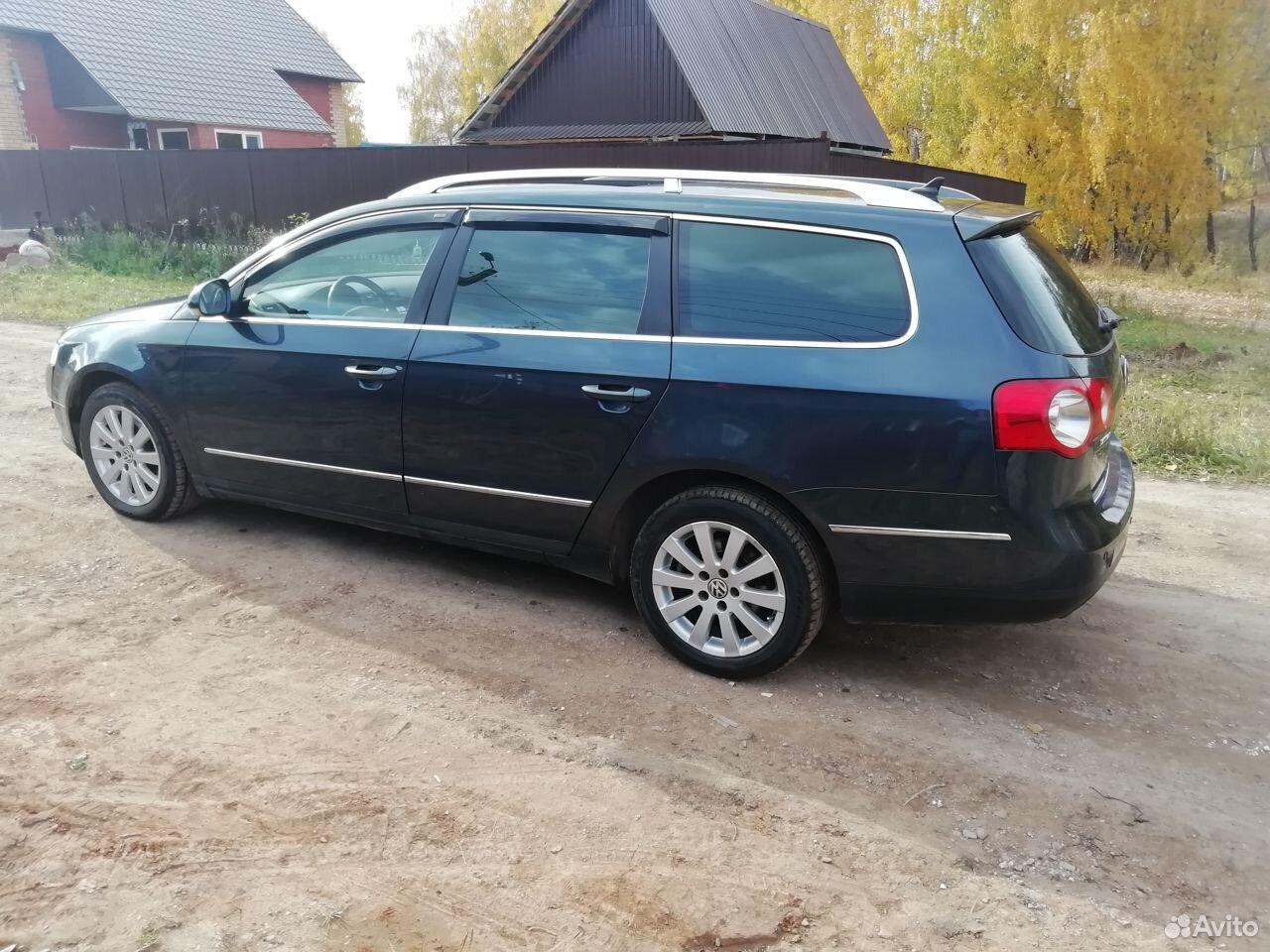 Volkswagen Passat, 2007  89659204541 купить 7